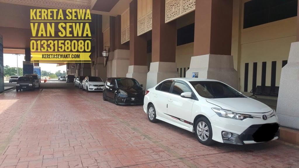 Kereta Sewa Vios di Kuala Terengganu