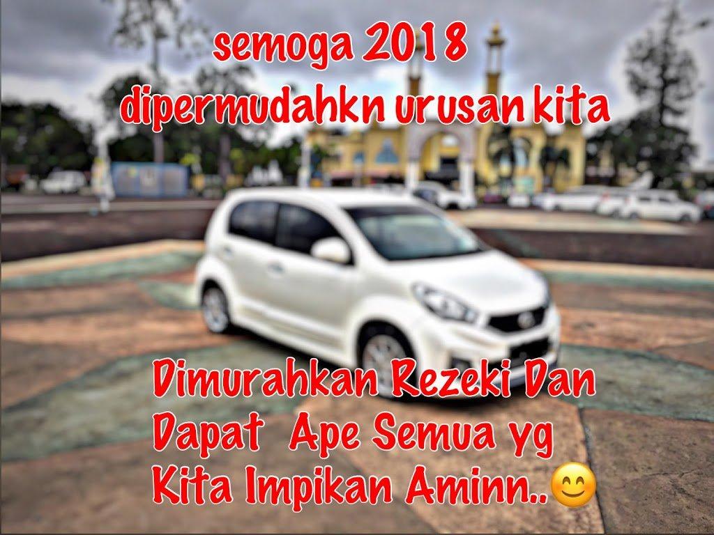 SELAMAT MENYAMBUT TAHUN BARU 2018