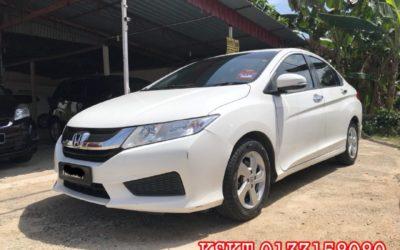 Kereta Sewa Honda City Di Terengganu