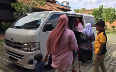 Van Sewa Beserta Pemandu Di Kuala Terenggaanu