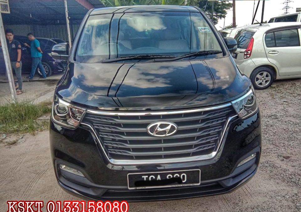 Hyundai Starex untuk disewa Di Kuala Terengganu