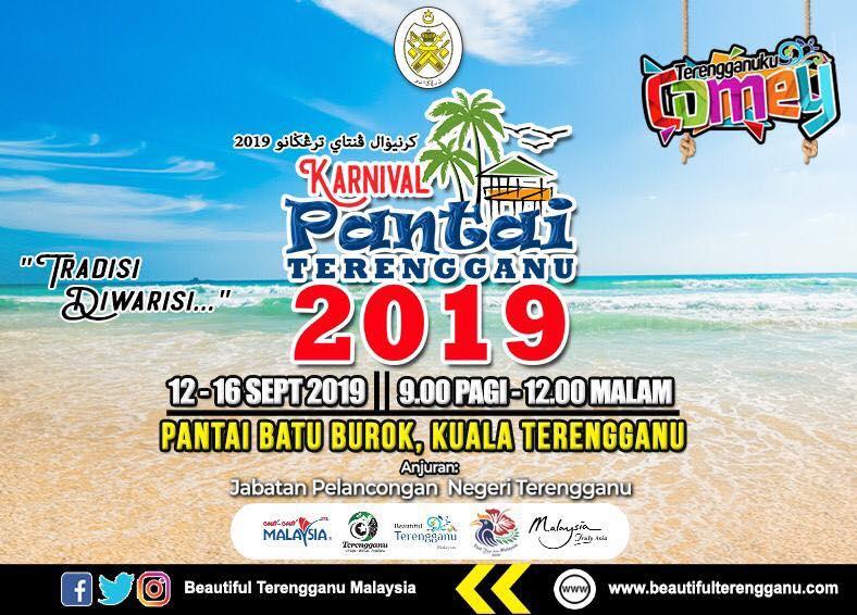 Karnival Pantai Terengganu    2019