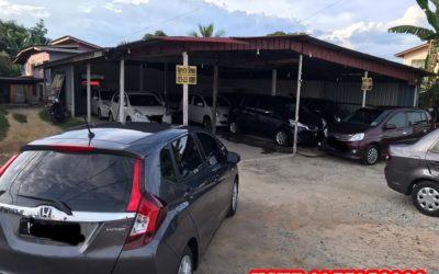 Harga Runtuh, Biar Betul Kereta Sewa Kuala Terengganu
